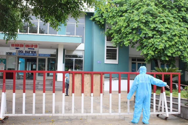 Bệnh viện dã chiến Hòa Vang chia lửa với Bệnh viện Đà Nẵng chống COVID-19 ảnh 4