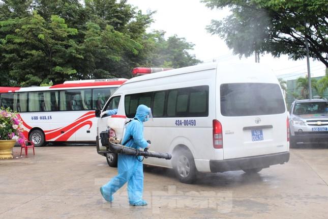 Bệnh viện dã chiến Hòa Vang chia lửa với Bệnh viện Đà Nẵng chống COVID-19 ảnh 10