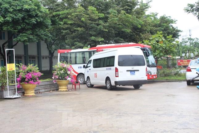 Bệnh viện dã chiến Hòa Vang chia lửa với Bệnh viện Đà Nẵng chống COVID-19 ảnh 11
