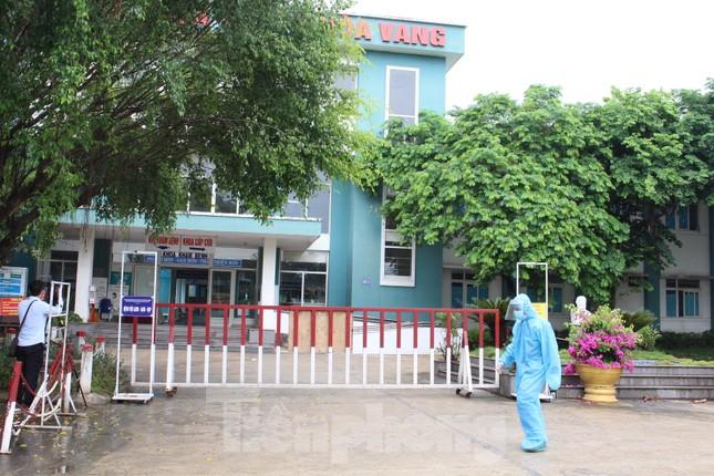 Bệnh viện dã chiến Hòa Vang chia lửa với Bệnh viện Đà Nẵng chống COVID-19 ảnh 2