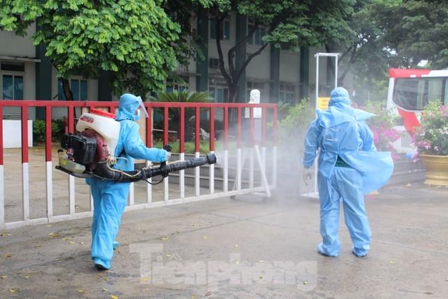 Bệnh viện dã chiến Hòa Vang chia lửa với Bệnh viện Đà Nẵng chống COVID-19 ảnh 12