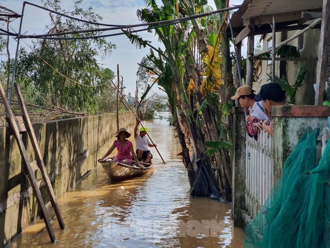 Bão số 9 vừa tan, người Đà Nẵng lại lo chạy lụt ảnh 12
