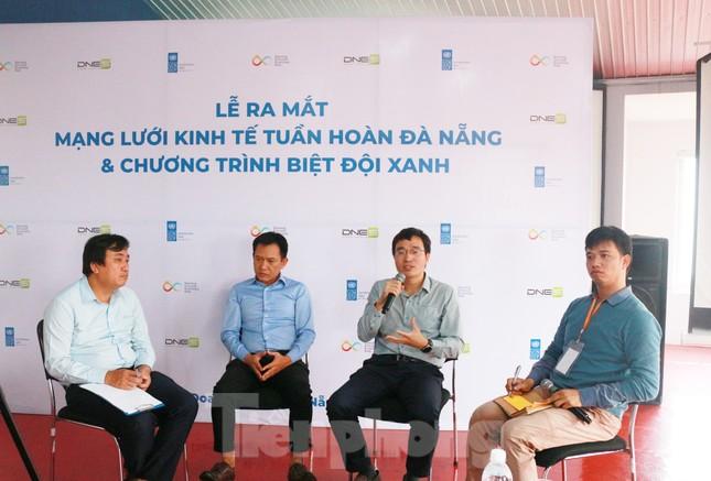 Ra mắt mạng lưới kinh tế tuần hoàn ở Đà Nẵng ảnh 1