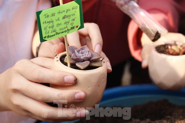 Giới trẻ Đà Nẵng hào hứng với thử thách sống xanh ảnh 5