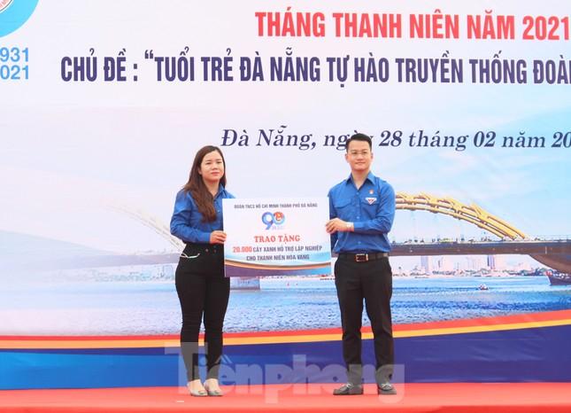 Tuổi trẻ Đà Nẵng khởi động Tháng Thanh niên, hỗ trợ khởi nghiệp ảnh 2
