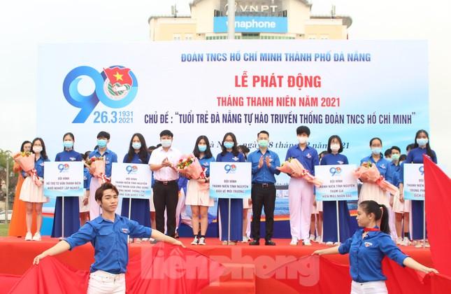 Tuổi trẻ Đà Nẵng khởi động Tháng Thanh niên, hỗ trợ khởi nghiệp ảnh 1