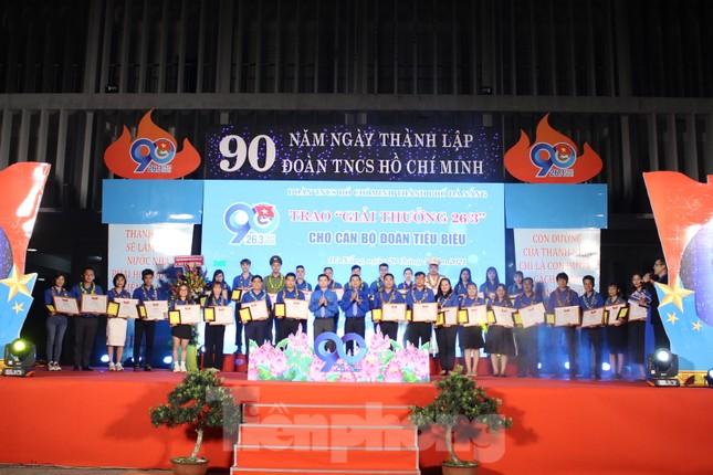 Thành Đoàn Đà Nẵng vinh danh 90 thủ lĩnh thanh niên tiêu biểu ảnh 1