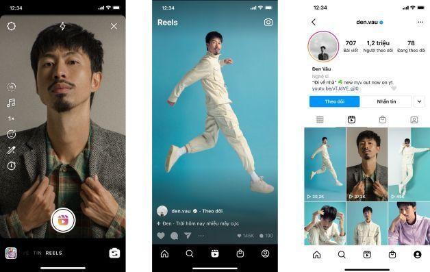 """Instagram tung tính năng mới """"Reels"""", teen thỏa sức sáng tạo và khám phá video dạng ngắn ảnh 2"""