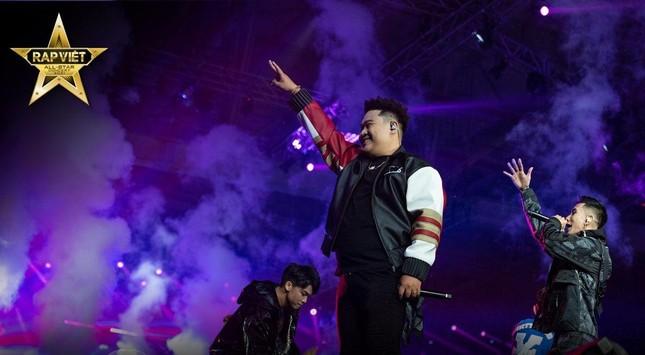 """Dàn rapper ngôi sao hội ngộ, concert """"Rap Việt"""" khiến khán giả trẻ thích thú vì quá đỉnh  ảnh 2"""
