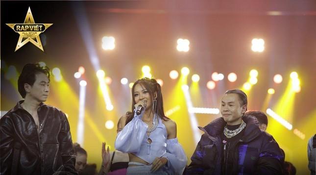 """Dàn rapper ngôi sao hội ngộ, concert """"Rap Việt"""" khiến khán giả trẻ thích thú vì quá đỉnh  ảnh 5"""