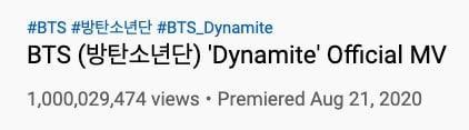 """BTS lập hat-trick tỉ view bằng cú """"ghi bàn"""" với tốc độ ánh sáng của """"Dynamite"""" ảnh 1"""