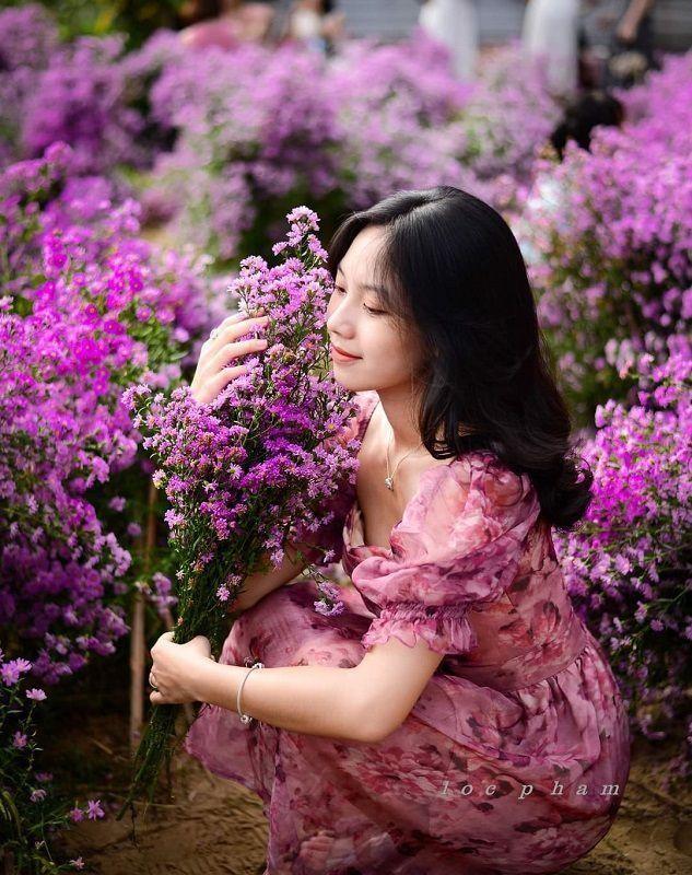 """Teen Đà Nẵng, bạn đã check-in khu vườn """"tím lịm tìm sim"""" giữa lòng thành phố chưa? ảnh 2"""