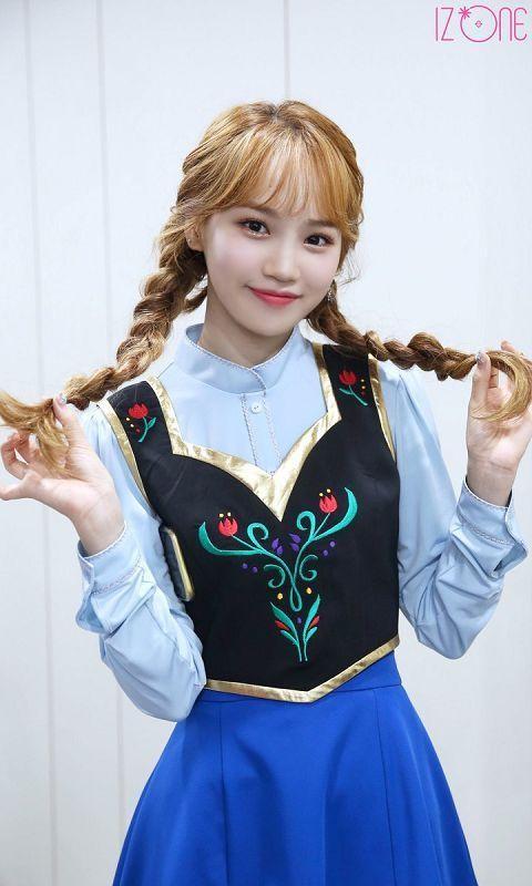 """7 nàng """"công chúa K-Pop"""" xinh đẹp như bước ra từ truyện cổ tích: Rosé, IU và còn ai nữa? ảnh 14"""