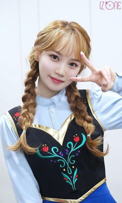"""7 nàng """"công chúa K-Pop"""" xinh đẹp như bước ra từ truyện cổ tích: Rosé, IU và còn ai nữa? ảnh 15"""
