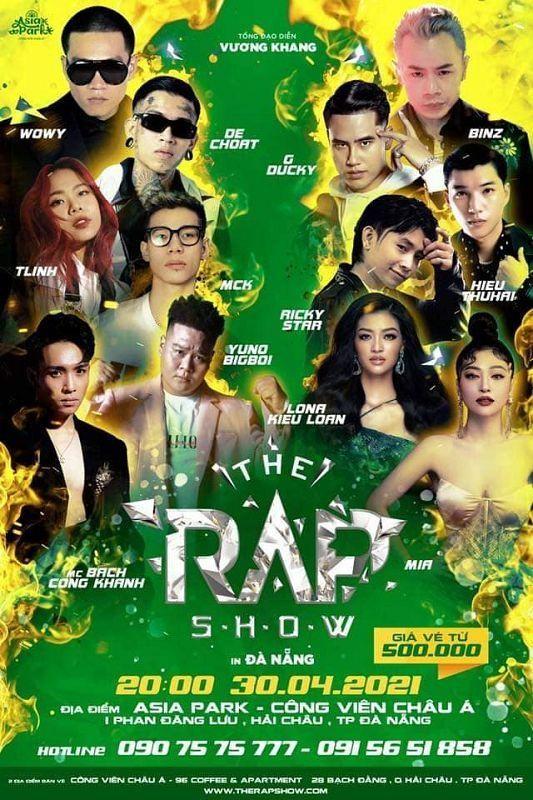 Đà Nẵng: Fan lỡ hẹn với Wowy, Dế Choắt, Tlinh... đường phố ngày lễ vắng hơn ngày thường ảnh 10