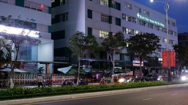 Đà Nẵng có ca nghi nhiễm COVID-19 mới trong cộng đồng, phong tỏa bệnh viện Hoàn Mỹ ảnh 1