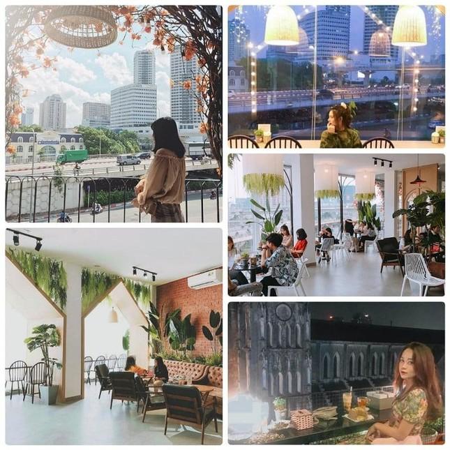 Hà Nội phố: Đổi gió với cà phê rooftop siêu xinh trong những ngày nắng lên ảnh 8