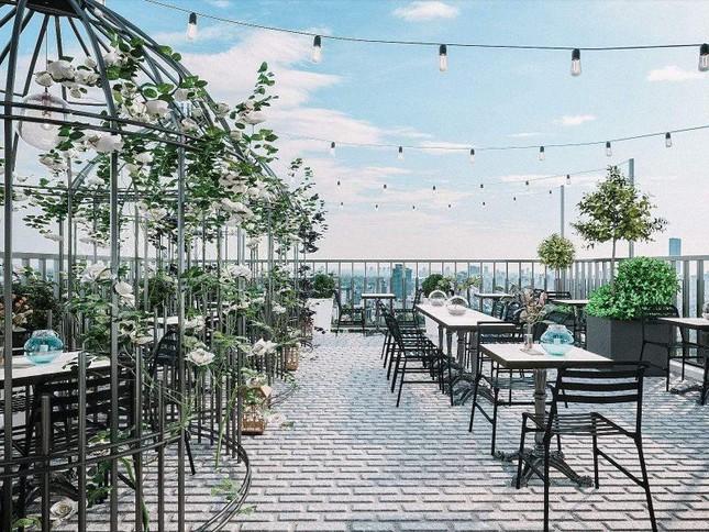 Hà Nội phố: Đổi gió với cà phê rooftop siêu xinh trong những ngày nắng lên ảnh 7