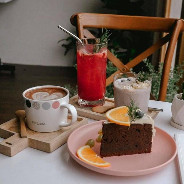 Vũng Tàu: Hai quán cà phê xịn sò dành cho những teen mê phong cách tối giản ảnh 7
