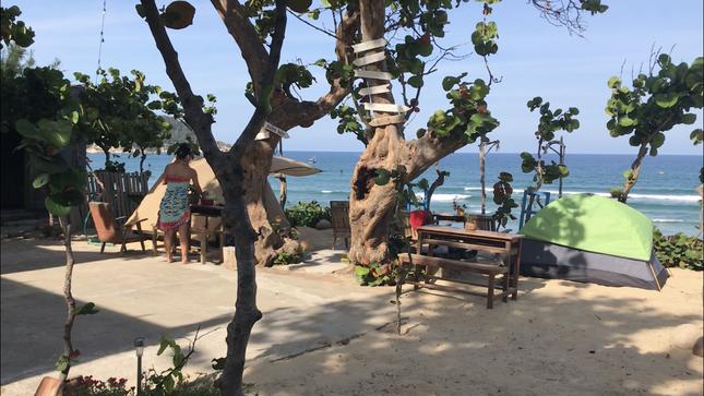 Điểm đến mùa Hè: Ghé thăm Trung Lương - Cát Tiến, vùng biển yên bình nhất Quy Nhơn ảnh 3