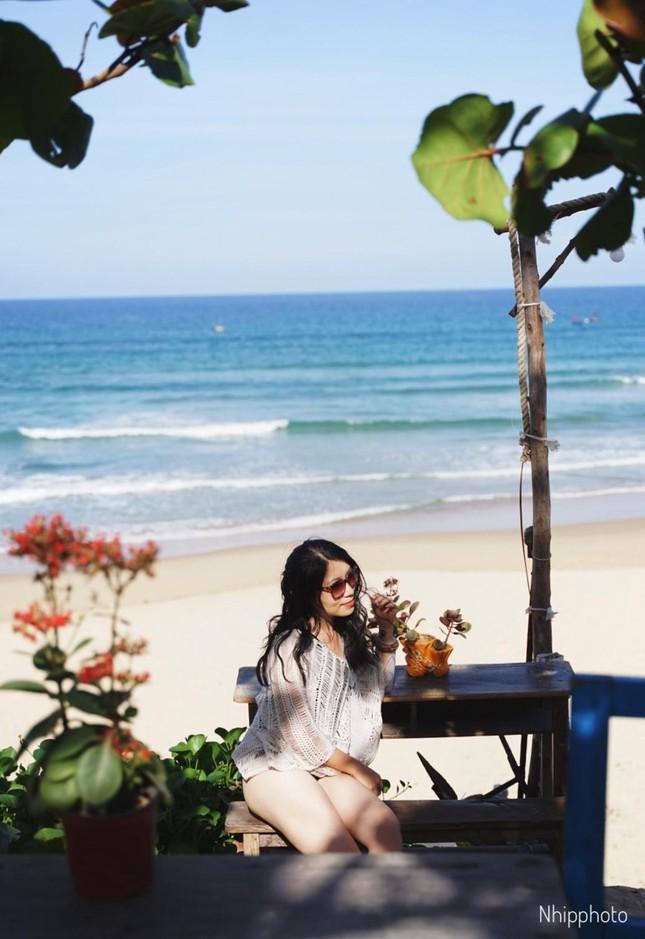 Điểm đến mùa Hè: Ghé thăm Trung Lương - Cát Tiến, vùng biển yên bình nhất Quy Nhơn ảnh 6