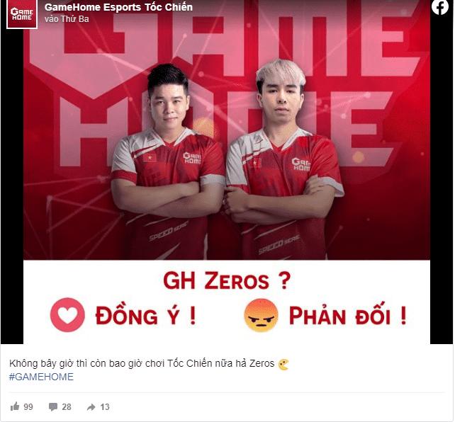 SỐC: Zeros bị cấm thi đấu trọn đời ở tất cả bộ môn Esports  ảnh 2