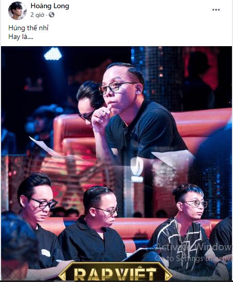 """Thí sinh được yêu thích của đội Suboi bất ngờ """"gây bão"""", đánh tiếng quay lại Rap Việt? ảnh 1"""
