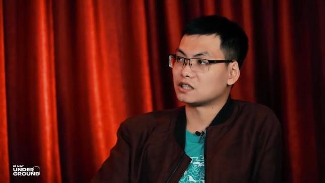 """RichChoi bất ngờ tung bài dự thi """"Rap Việt"""", đáp trả tin đồn bị loại vì rap trật nhịp ảnh 4"""
