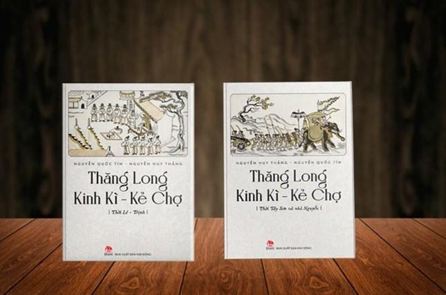 Đọc cuốn sách này mới biết Thăng Long xưa sầm uất chẳng kém gì Venise hoa lệ ảnh 1