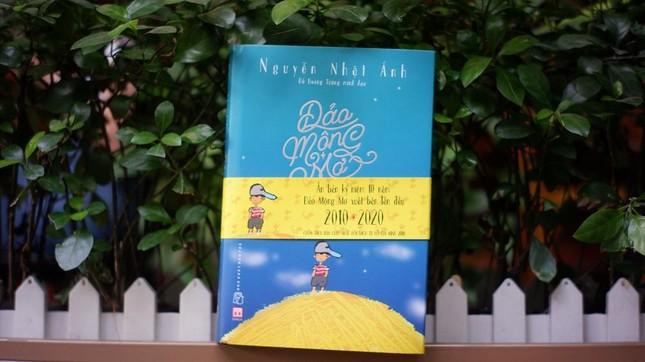 """10 năm """"Đảo Mộng Mơ"""" của nhà văn Nguyễn Nhật Ánh: Hai phiên bản sách đặc biệt ra mắt ảnh 2"""