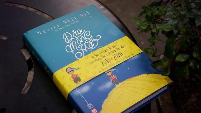 """10 năm """"Đảo Mộng Mơ"""" của nhà văn Nguyễn Nhật Ánh: Hai phiên bản sách đặc biệt ra mắt ảnh 1"""