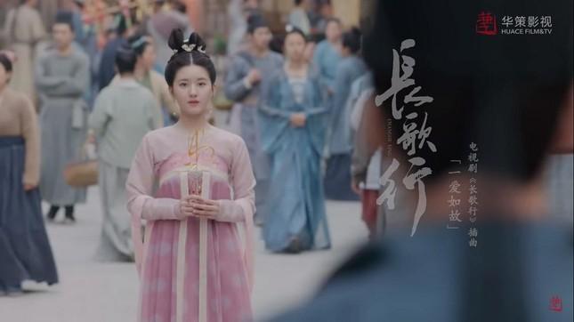 """Khán giả phấn khích khi """"Trường Ca Hành"""" phát thêm """"đường"""" của couple Hạo Đô và Lạc Yên ảnh 6"""