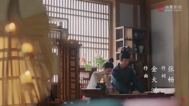 """Khán giả phấn khích khi """"Trường Ca Hành"""" phát thêm """"đường"""" của couple Hạo Đô và Lạc Yên ảnh 4"""
