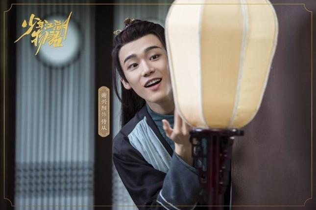 """Khi trainee """"Sáng 4"""" đóng phim: Lưu Vũ mỹ nam cổ trang, Châu Kha Vũ nam thần thanh xuân ảnh 11"""
