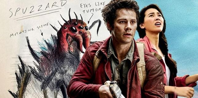 """Phim hay Netflix: """"Love and Monsters"""" - những bí kíp """"sống sót"""" siêu đáng yêu khi tận thế ảnh 1"""