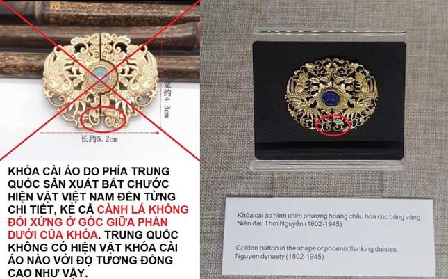 """""""Cẩm Tâm Tựa Ngọc"""" sao chép hiện vật của triều Nguyễn, khán giả Việt kêu gọi tẩy chay phim ảnh 3"""