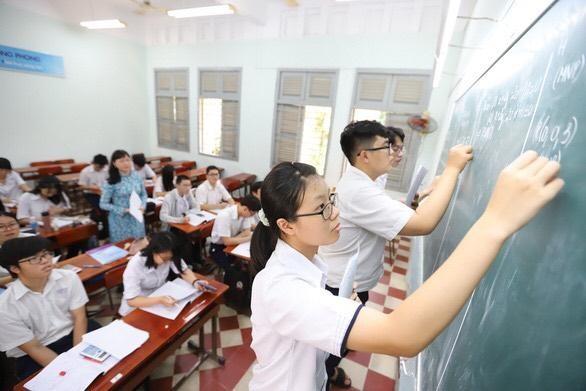 TP.HCM: Số lượng teen 2K3 chọn thi tổ hợp Khoa học Xã hội để xét tốt nghiệp tăng cao ảnh 1