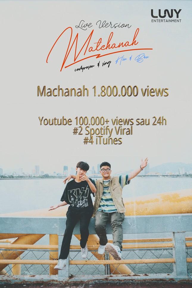 """""""Matchanah"""" - Ca khúc của đôi bạn Gen Z đang """"viral"""" trên mạng xã hội có gì đặc biệt? ảnh 2"""