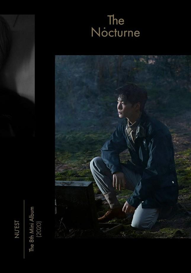 """NU'EST tung trailer của Minhyun, tiếp tục """"nhá hàng"""" màn comeback với album """"The Nocturne"""" ảnh 5"""