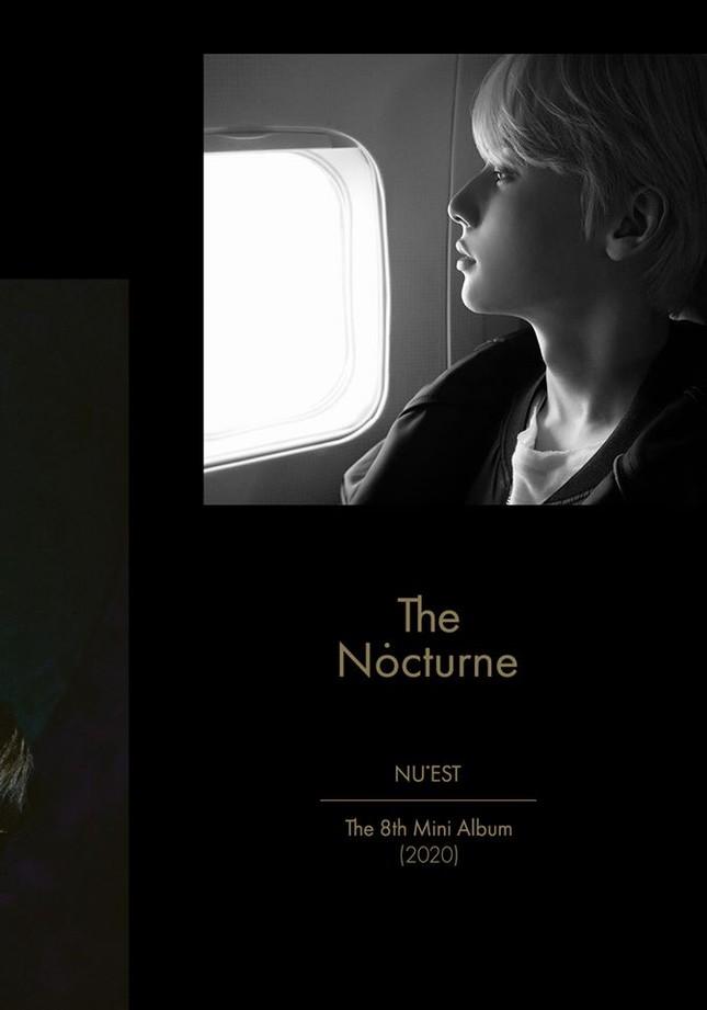 """NU'EST tung trailer của Minhyun, tiếp tục """"nhá hàng"""" màn comeback với album """"The Nocturne"""" ảnh 7"""