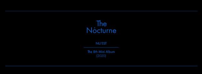 """NU'EST tung trailer của Minhyun, tiếp tục """"nhá hàng"""" màn comeback với album """"The Nocturne"""" ảnh 1"""