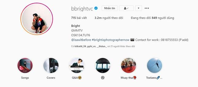 """Bright (2gether The Series) """"bỏ túi"""" hàng loạt thành tích chỉ trong một thời gian ngắn ảnh 2"""