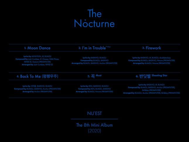 """NU'EST """"lột xác"""" mới lạ trong MV """"I'm In Trouble"""" khiến L.O./\.E gặp """"rắc rối"""" to ảnh 5"""