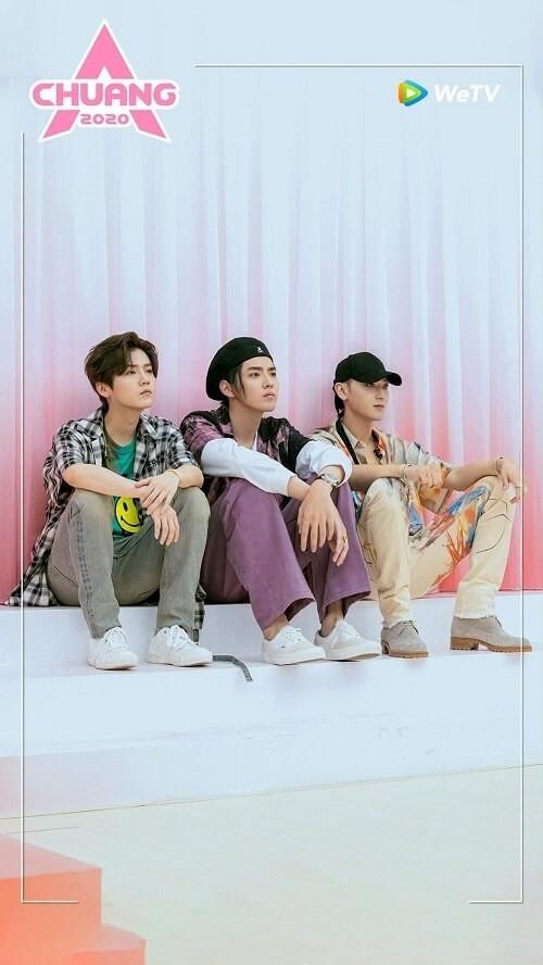 """3 cựu thành viên EXO có màn hội ngộ lịch sử trên sân khấu """"Sáng Tạo Doanh"""" ảnh 4"""