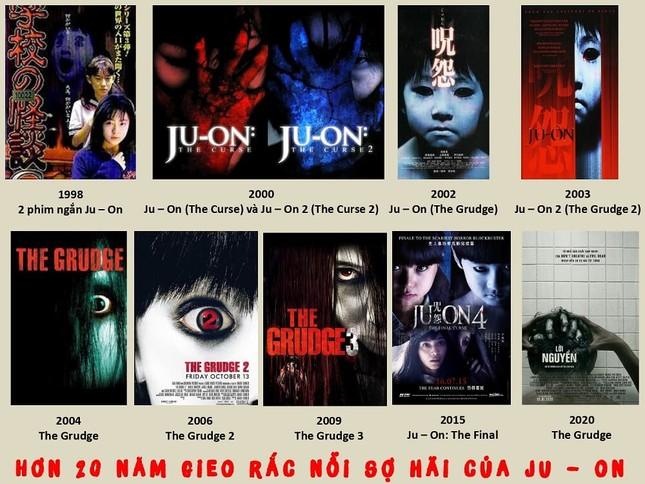 """Thương hiệu kinh dị """"Ju-On"""" của Nhật Bản và hành trình gieo rắc nỗi sợ hãi suốt 20 năm qua ảnh 2"""