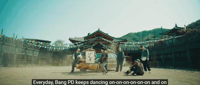 """Xem MV """"Daechwita"""" (Agust D - Suga BTS) để biết cả nhà Big Hit thương nhau như thế nào! ảnh 2"""