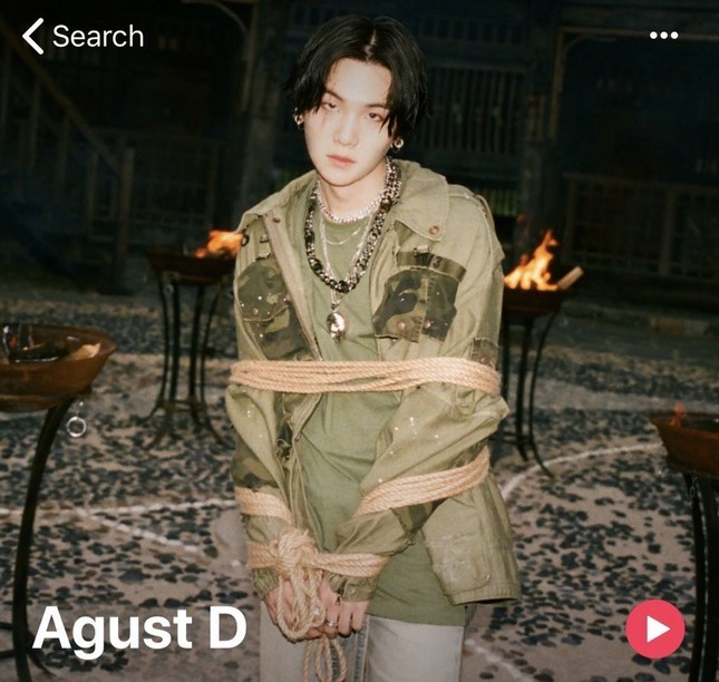 """Big Hit chưa """"thả thính"""" xong nhưng Apple Music đã lỡ spoil Suga (BTS) sắp tung mixtape ảnh 7"""