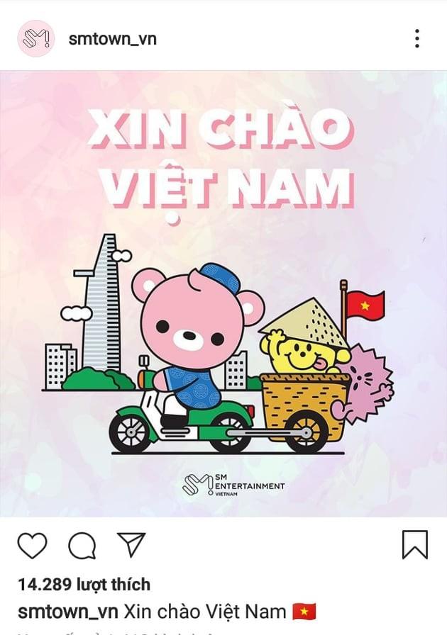"""Vừa sang Việt Nam, SM đã """"đi đường quyền"""" khiến fan Việt choáng váng ảnh 1"""