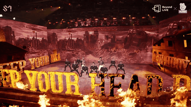 """TVXQ chứng tỏ sức hút mãnh liệt theo năm tháng trong concert online """"Beyond The T"""" ảnh 6"""