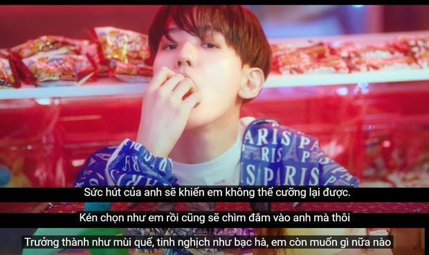 """Baekhyun (EXO) hỏi fan Việt """"Ăn kẹo không?"""", rồi tung MV """"Candy"""" siêu ngọt ngào ảnh 1"""